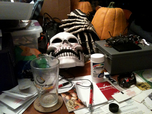 Halloween Aftermath 2010