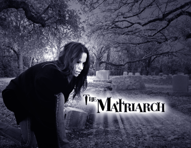 Janiss in the Graveyard